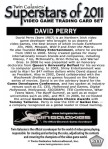 David Perry – Trading Card 2